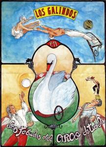Las fábulas del circo de Tudela <br/>(1992 – 1995)